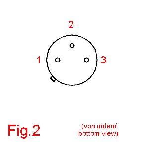 case outline drawing of 1N232