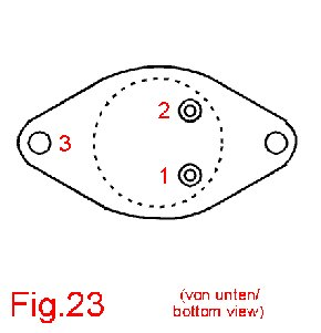 case outline drawing of 1N2833