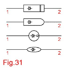 case outline drawing of 1N4575A,B