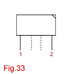 case outline drawing of 1J4B41