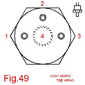 case outline drawing of 2SC355