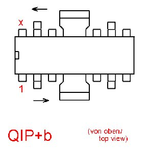 case outline drawing of AA8227